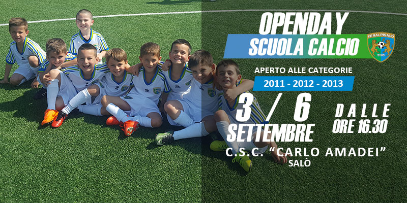 open day piccoli amici