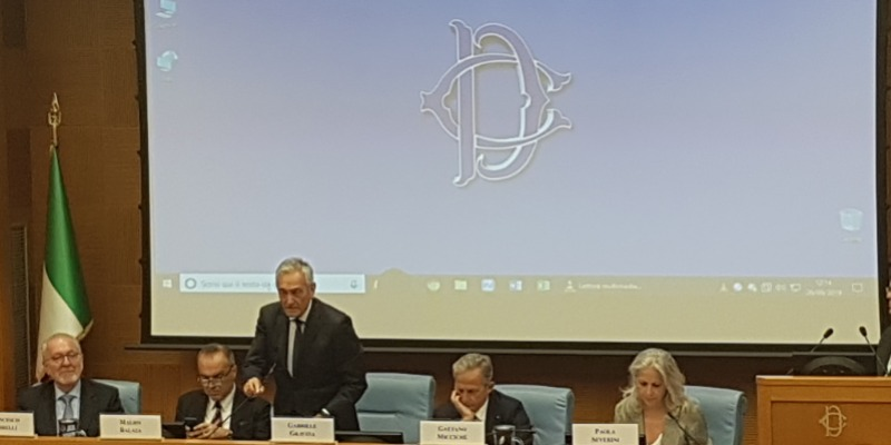 quarta categoria, camera dei deputati, leoni del garda