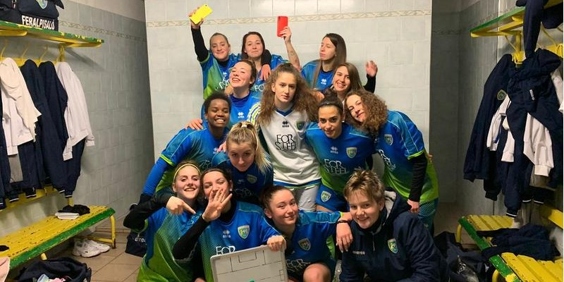 Femminile: le partite del weekend